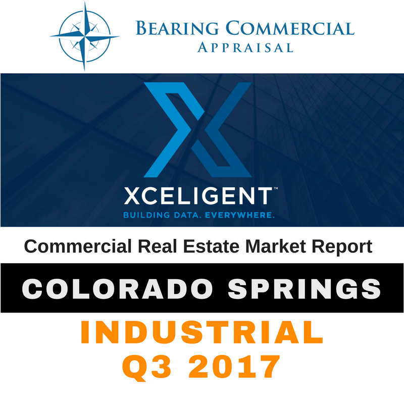 Colorado Springs Market Trends-2017Q3-Industrial